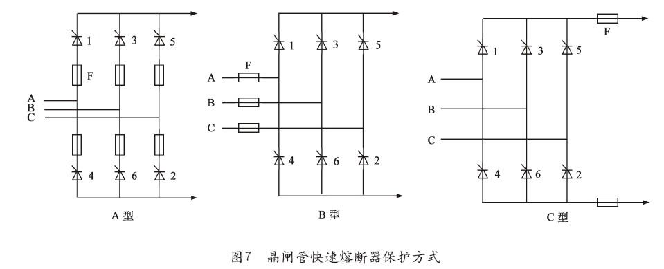 晶闸管的工作原理与应用(续)