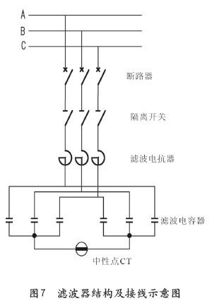 设备结构及接线示意图如图7所示
