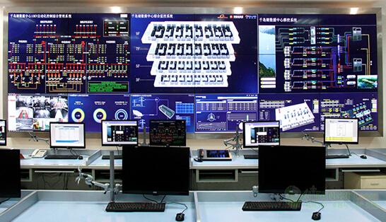 共济机房环境监控系统结构图