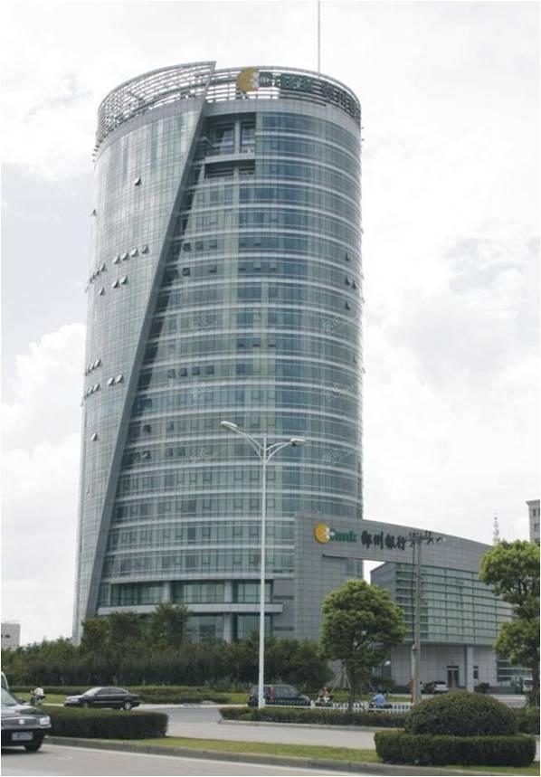 德国罗森伯格成功布线宁波鄞州银行数据中心